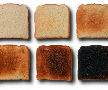 pueden causar cáncer Las tostadas quemadas y las patatas demasiado fritas