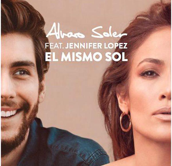 #3 Jenifer Lopez y Alvaro Soler – Bajo el Mismo Sol