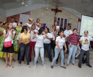 Encuentro de Aldeas en Pimentel Rep. Dominicana