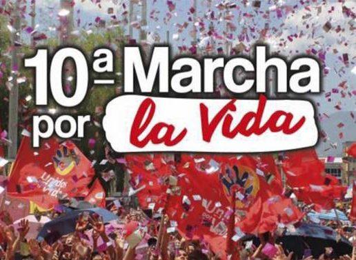 44 ciudades de Colombia marcharán por la vida y contra el aborto