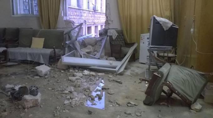 Siria: Franciscanos permanecerán en Alepo pese a misiles contra escuela católica