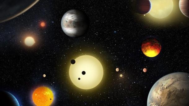 Hallan 1.284 nuevos planetas con una novedosa técnica