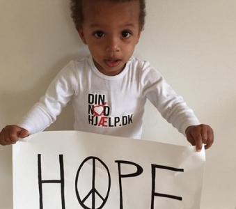 Un niño llamado Esperanza