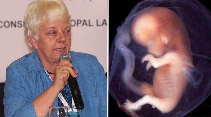 El aborto es el campo de batalla de nuestro tiempo, afirma líder pro-vida