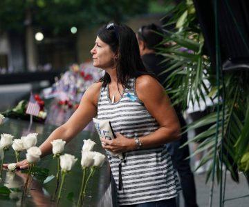 'Nunca olvidar', EEUU conmemora el 11 Septiembre.